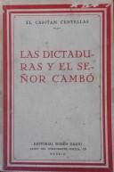 Las-dictaduras-y-el-señor-Cambo-Centellas